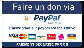 Faire à don à notre club de foot APSAP PARIS