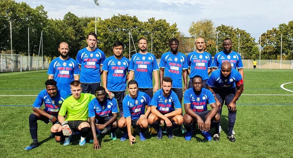 APSAP VS Sporting Paris